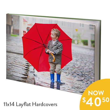 Up to 55% off All Photo Books