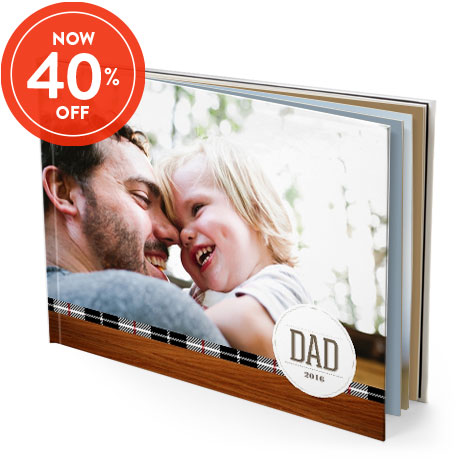 40% Off All Photo Books