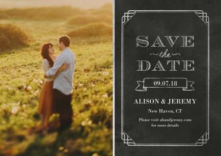 Save the Date Cards Save the Date Invites – Wedding Save the Date Postcards