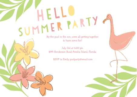 Invitations and Announcements Invitation Cards – Party Invitations Cards