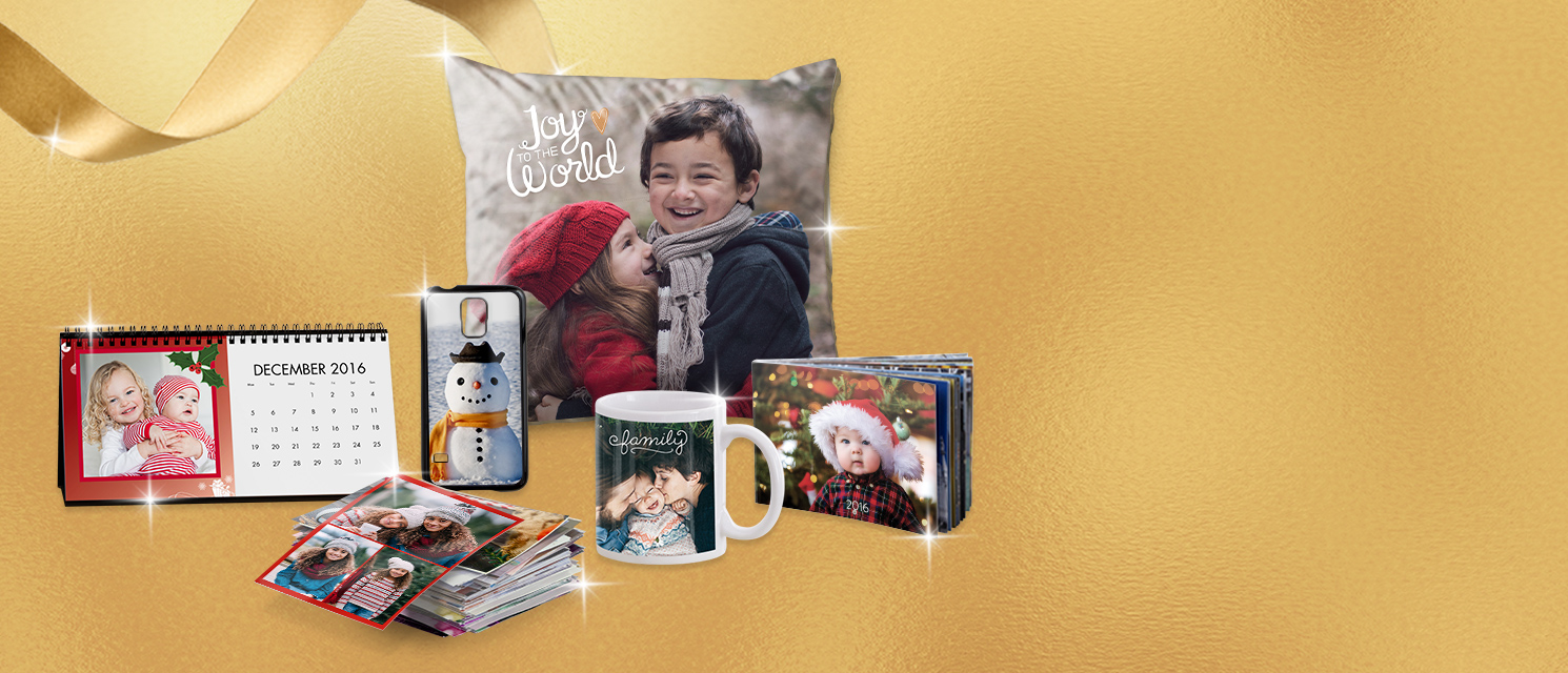 Give a meaningful gift this Christmas! : Choose from a wide range of gifts for your loved ones.