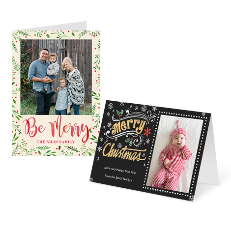 Christmas & New Year cards