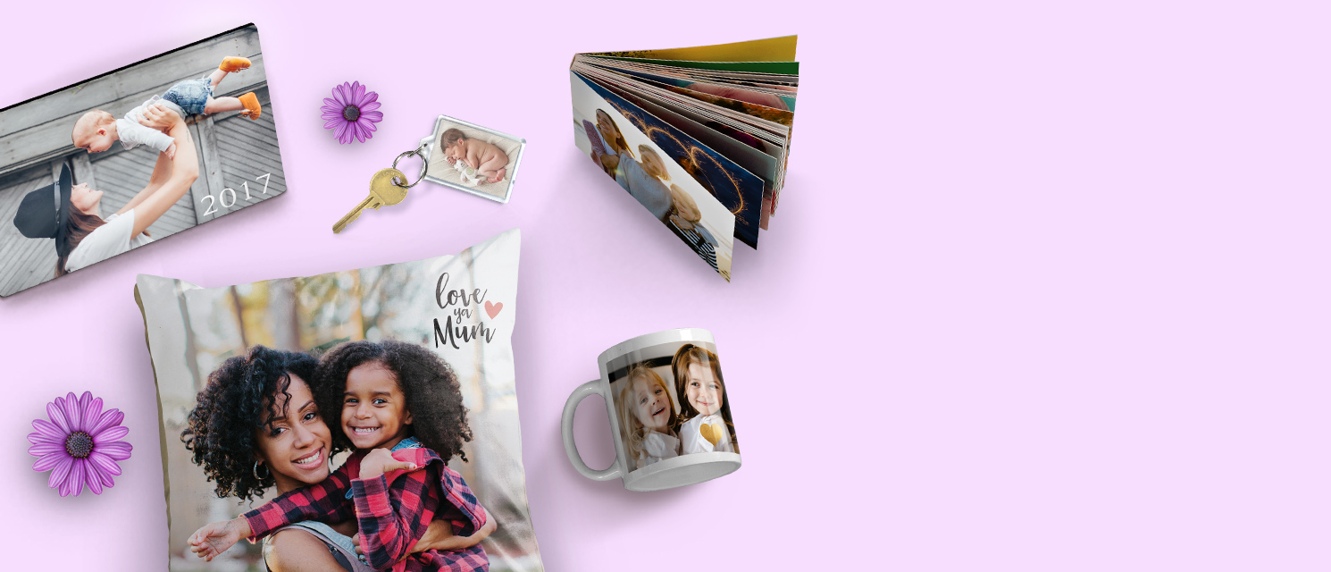 Save up to 45% this Mother's Day! : Get a head start and create beautiful gifts for Mother's Day today with our spend and save offer. See terms and conditions for more details.
