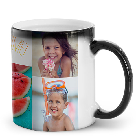 330ml (11oz) Single Image & Collage Magic Mug