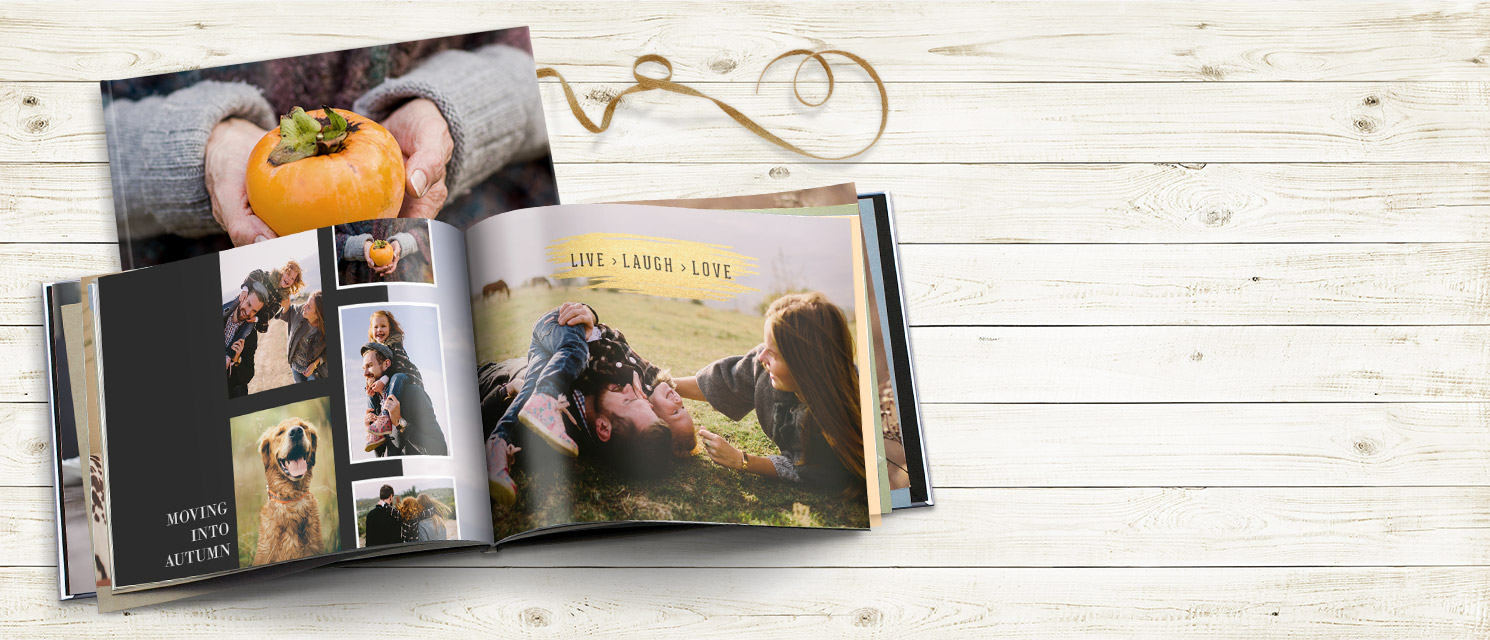 Quick! : Better than half price 40x28cm Photo Book - use code BPRBHPBK by 19/10