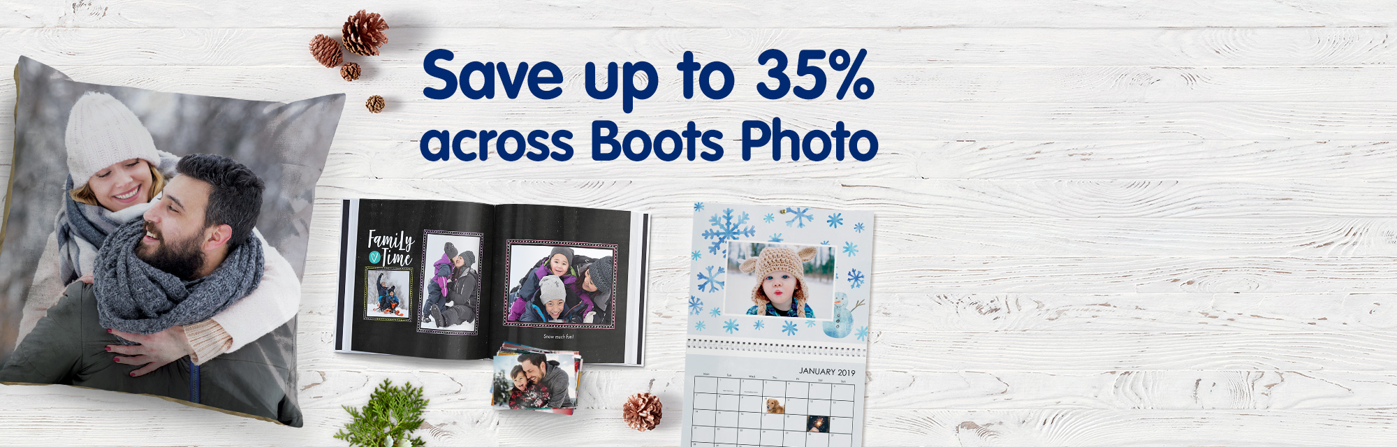 Spend and save up to 35%