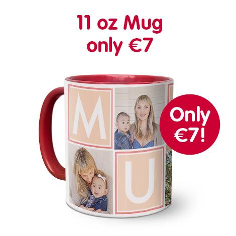 11oz Mugs only €7