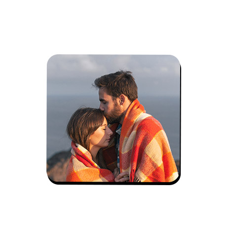 Single Personalised Photo Coaster