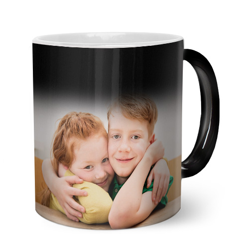 330ml (11oz) Magic Personalised Photo Mug