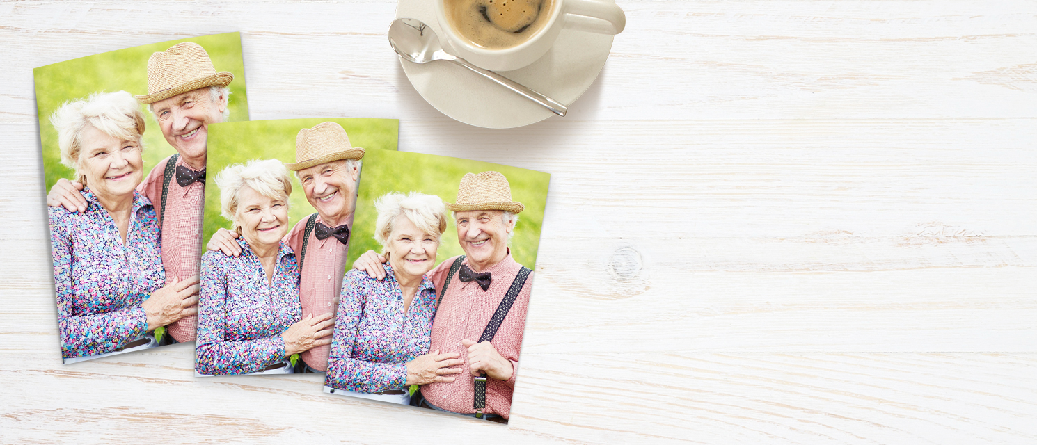 Photo prints : Print out your favourite memories to share with family and friends