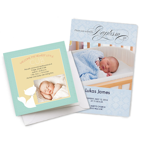 Photo cards personalised cards for all occasions boots photo new baby m4hsunfo