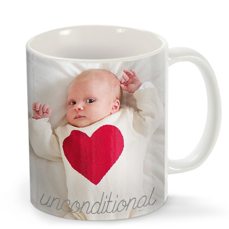 330ml (11oz) Single & Collage Mug