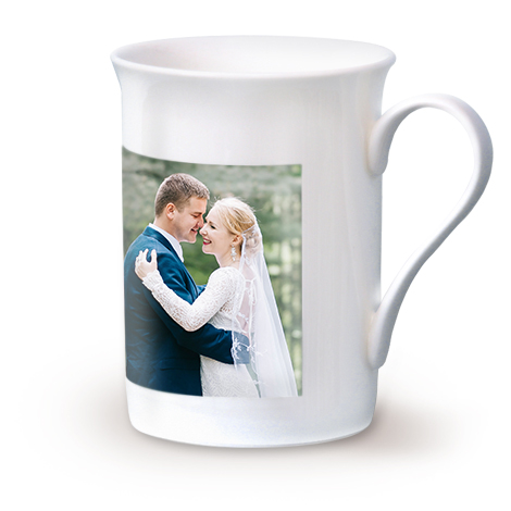 Icon Porcelain Mug