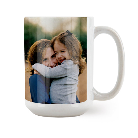 330ml (15oz) Single Image & Collage Mug