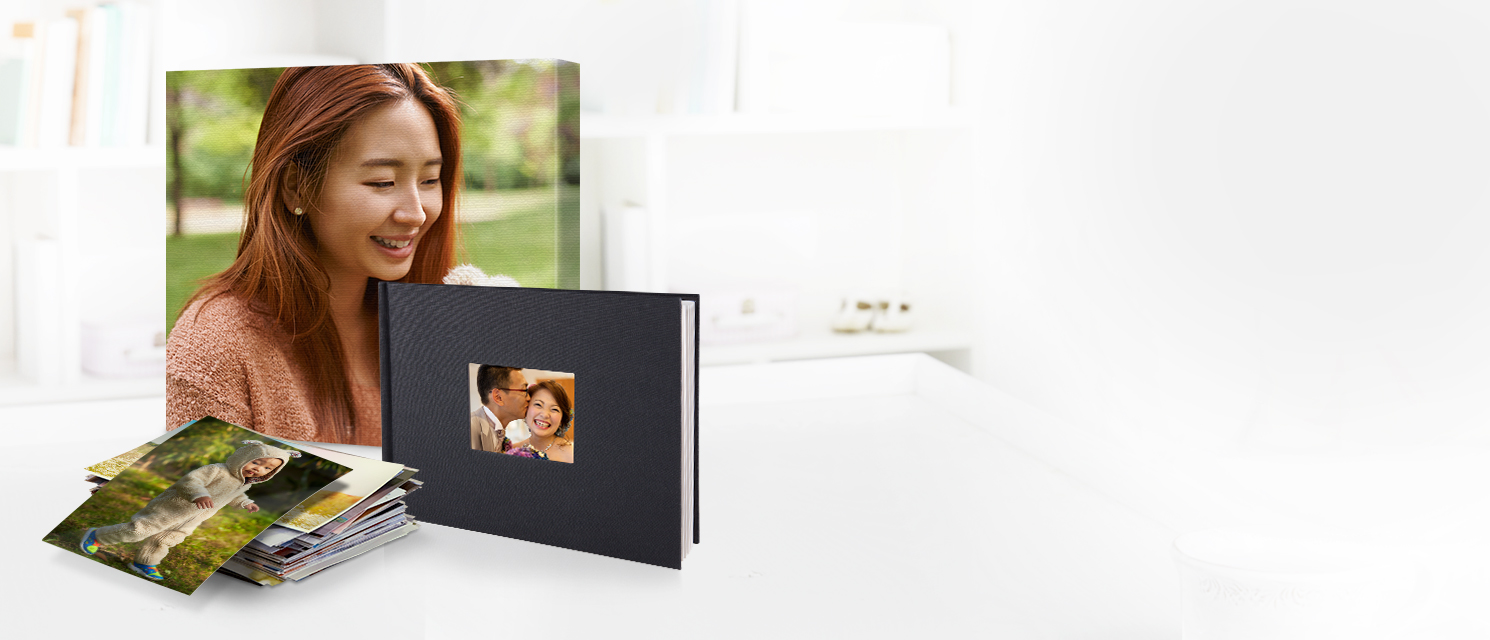 Find the perfect gift! : Show off those beautiful pictures with our wide range of photo gifts