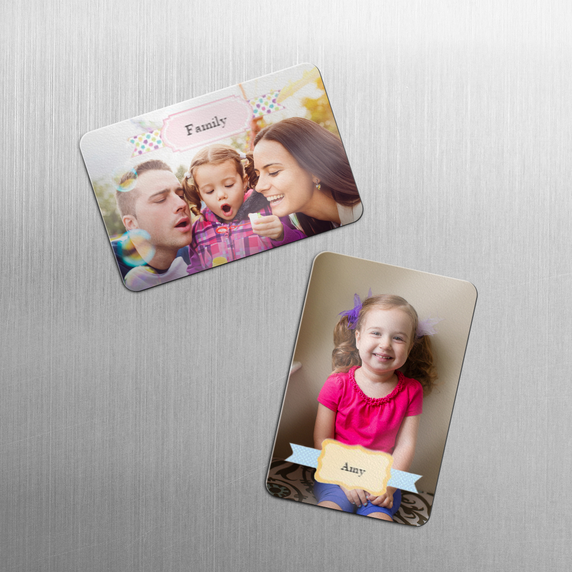 3x2 personalised photo fridge magnet magnets children s gifts