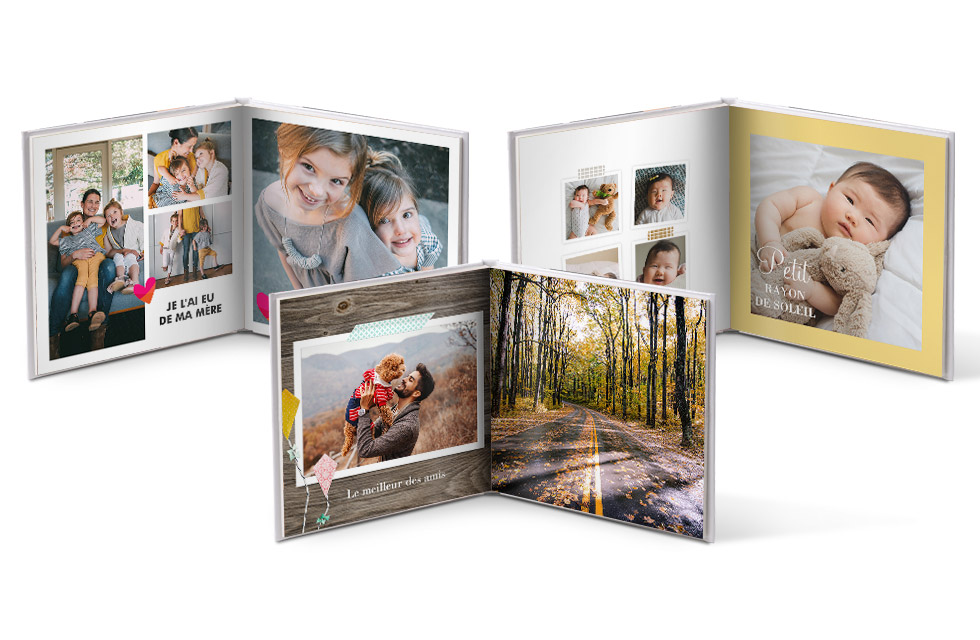Créez votre Livre Photo en ligne