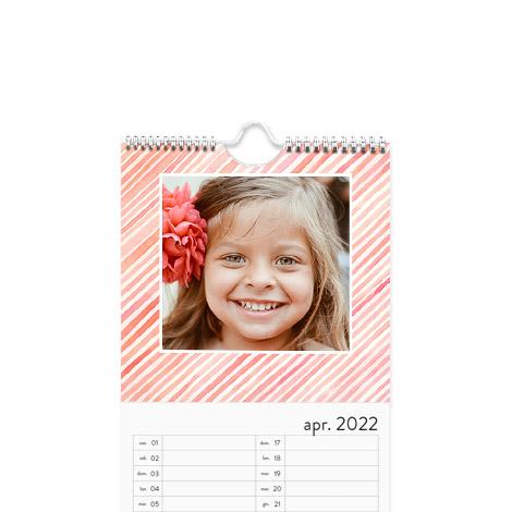Calendario da Cucina con foto