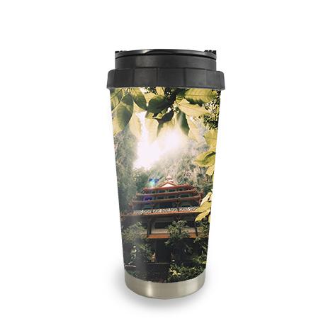 Mug photo isotherme