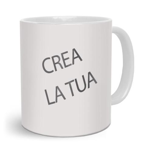 Crea la tua tazza personalizzata