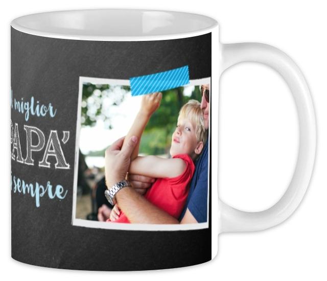 tazza personalizzata festa del papà
