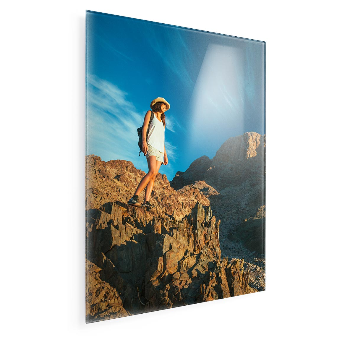 glass print 30x45cm 12x18 glass prints canvas home decor