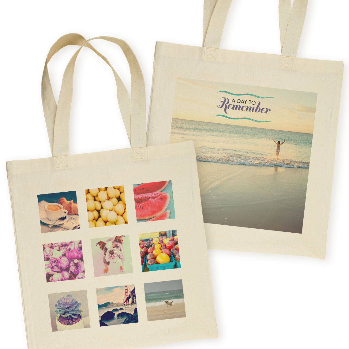 Everyday Canvas Tote | Tote | Home Gift | Gifts | Snapfish US