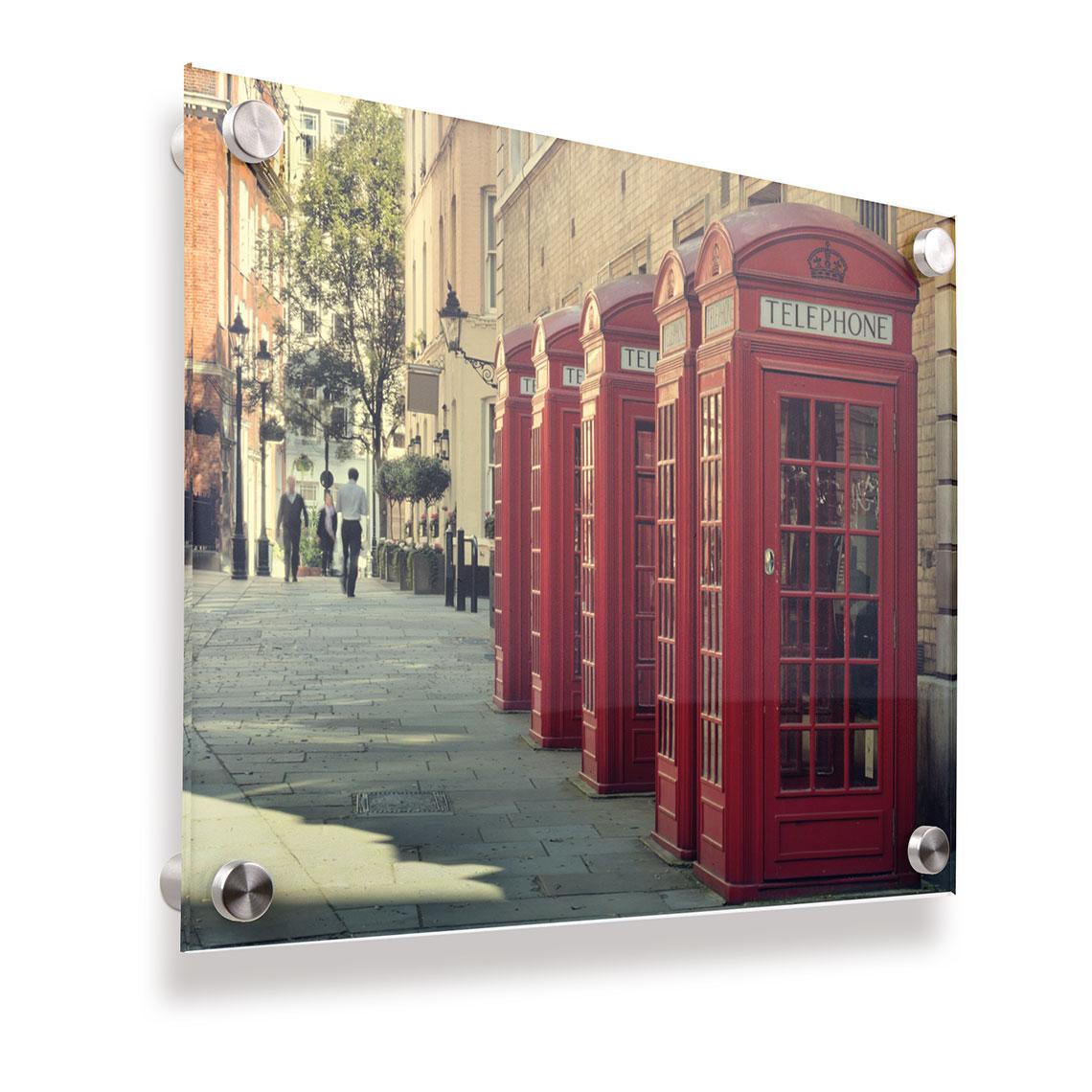 10x10 wall mounted acrylic photo print 25x25cm wall mounted
