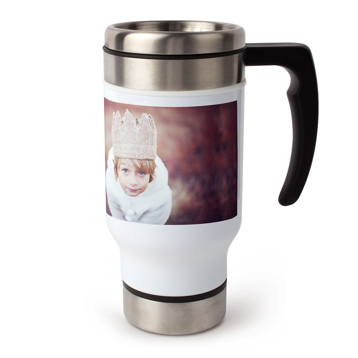 Exellent Travel Coffee Mugs With Handle And Decorating Ideas