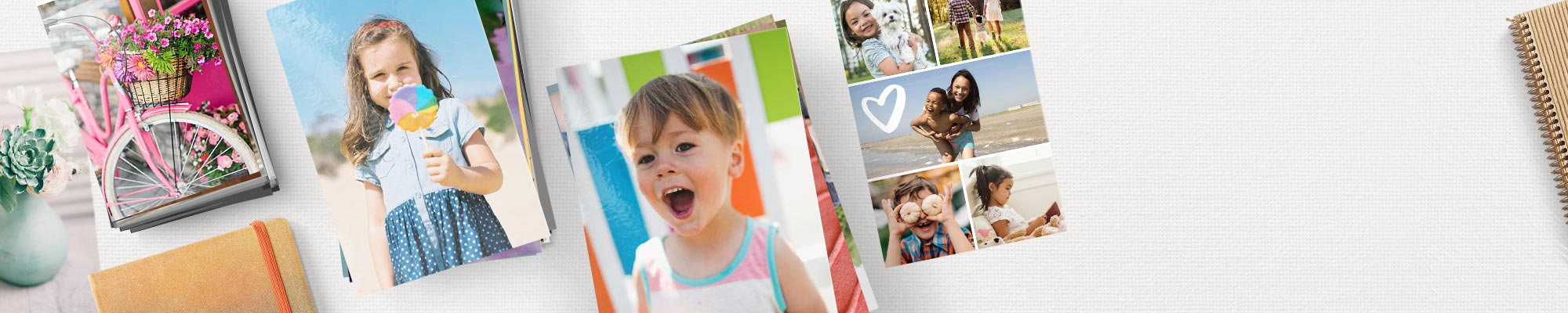 Photo prints : Great moments you can hold onto, literally.Share them, save them and cherish them.