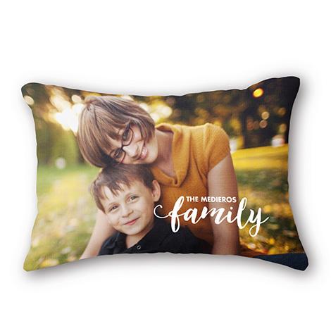Double-sided Custom Throw Pillows