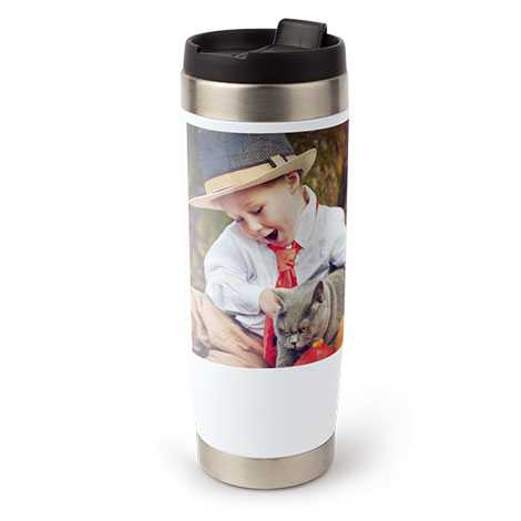 Travel Coffee Mug, 15oz.
