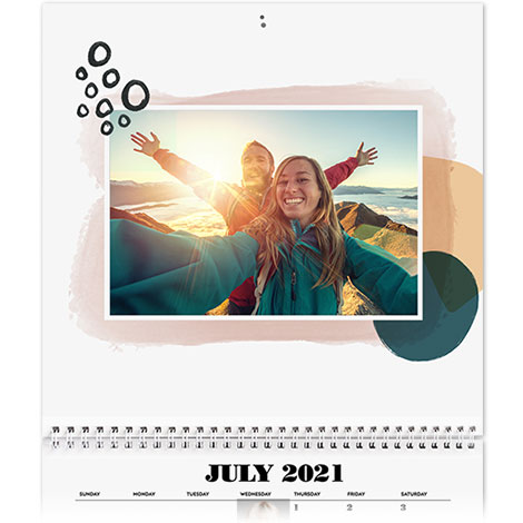 30x30cm Wall Calendar