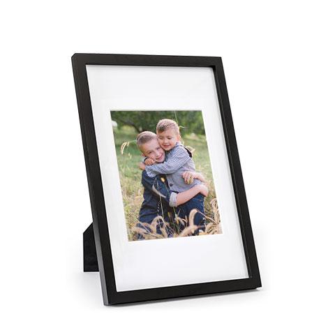 12.5x17.5cm Framed Print (20x30cm frame)
