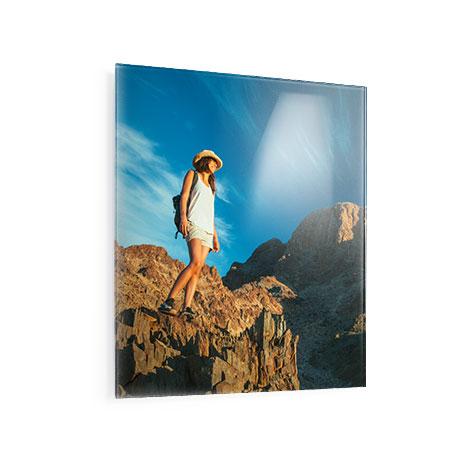 40x50cm Glass Print