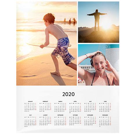 """40x50cm (16x20"""") Calendar Poster"""