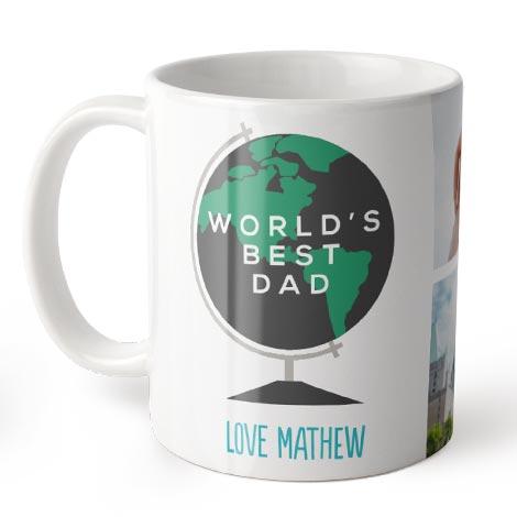 Coffee Mug (World's Best Dad)