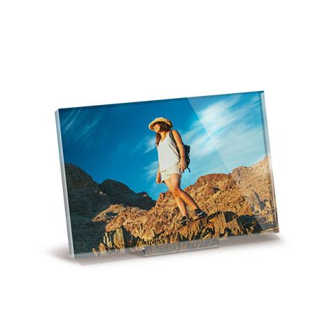 "6x4"" Table-top Acrylic Photo Print"