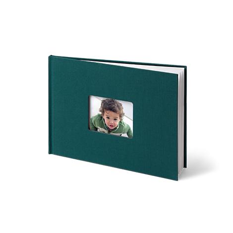 8x11 Linen Hardcover Photo Book
