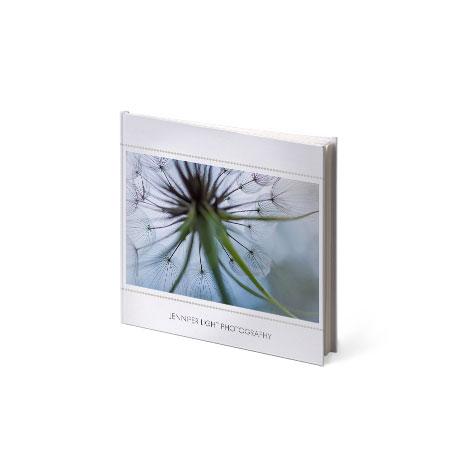 Premium Layflat Hardcover Photo Book, 8x8