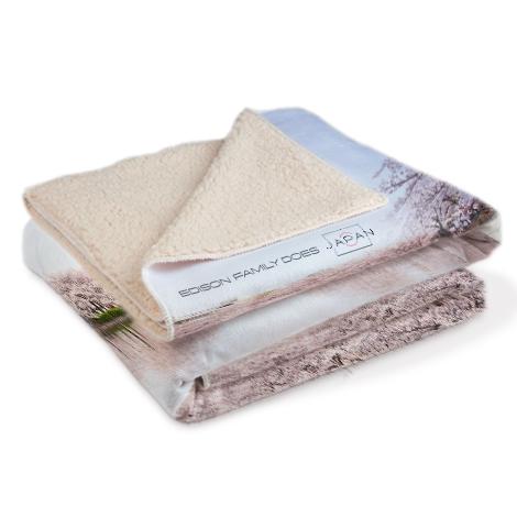 Premium Berber Fleece Blanket