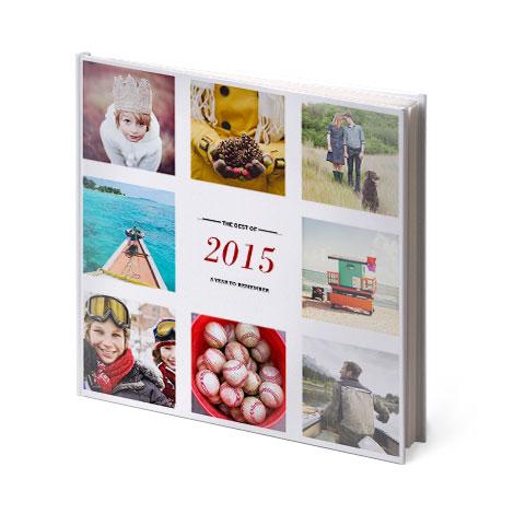 12x12 Custom Cover Photo Book