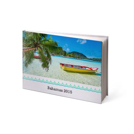 8x11 Custom Cover Photo Book