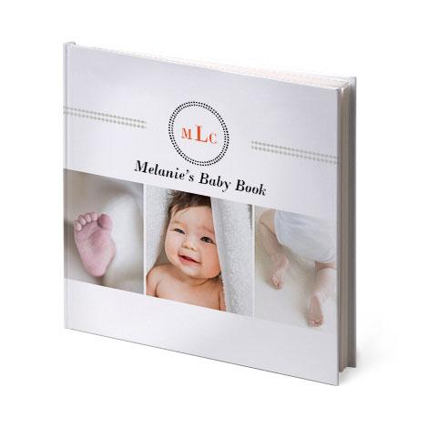 Premium Layflat Hardcover Photo Book, 12x12