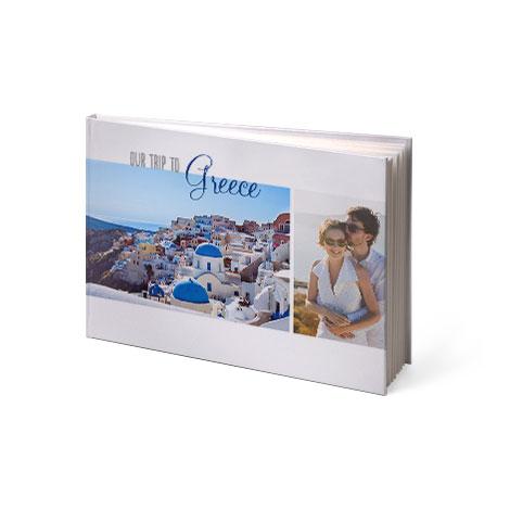 Premium Layflat Hardcover Photo Book, 8x11