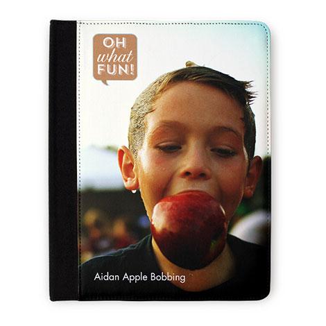 Leatherette Folio iPad Case