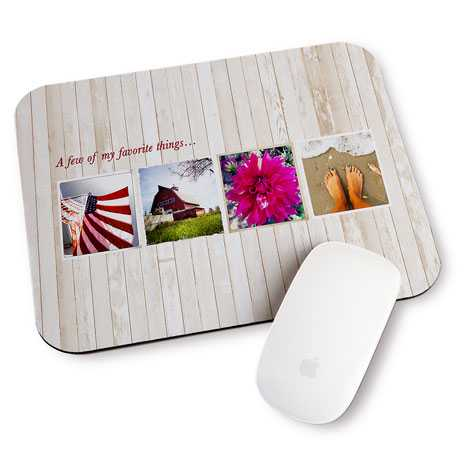 Custom Photo Mousepad