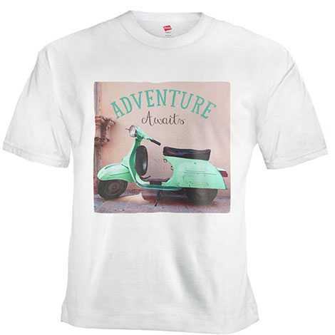 Custom Cotton T-shirt