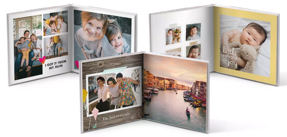 CREATE YOUR PHOTO BOOK ONLINE