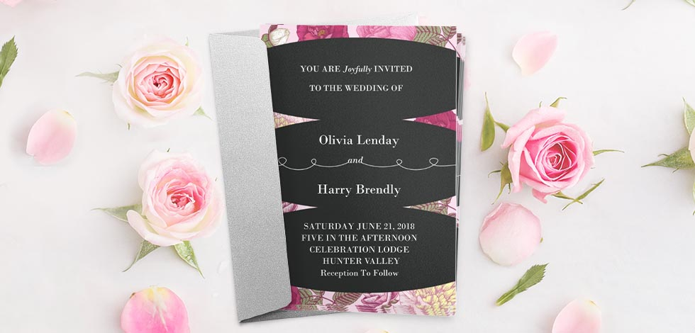 ANNOUNCE YOUR SPECIAL DAY IN STYLE